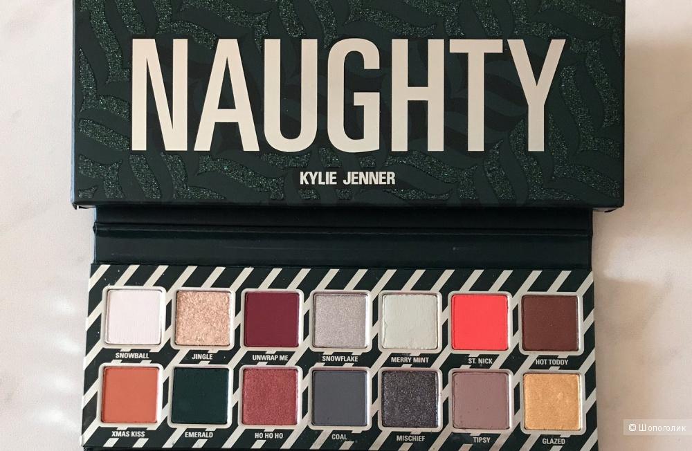 Палетка теней от Kylie Jenner