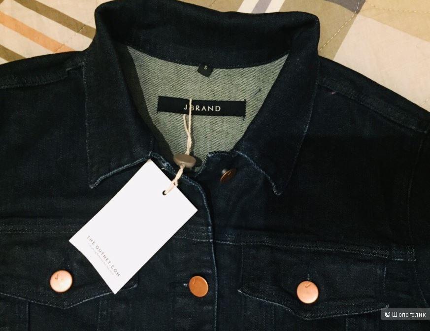 Джинсовый пиджак J BRAND, S