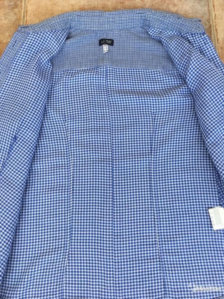 Рубашка ARMANI JEANS, размер 6