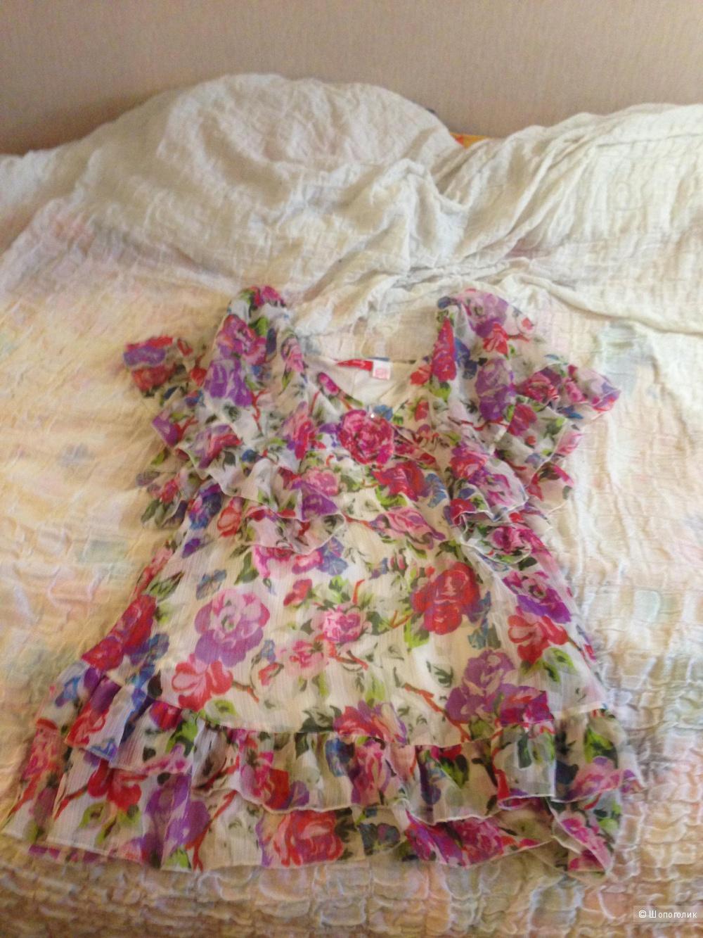 Платье-туника Rene Dehry, S, M