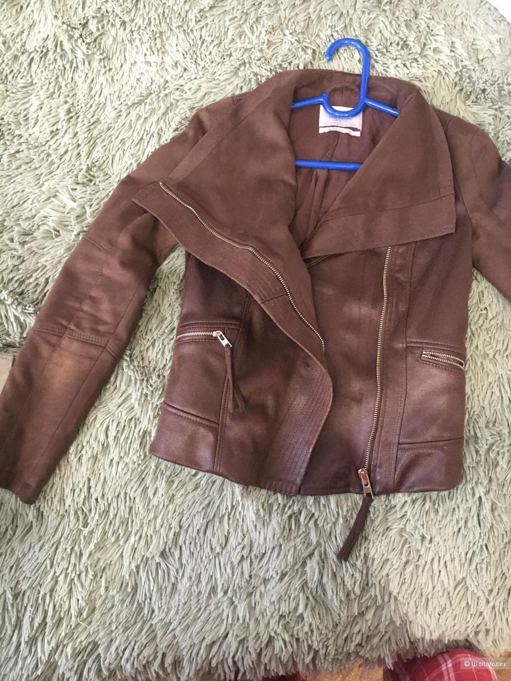 Куртка-косуха Bershka Xs