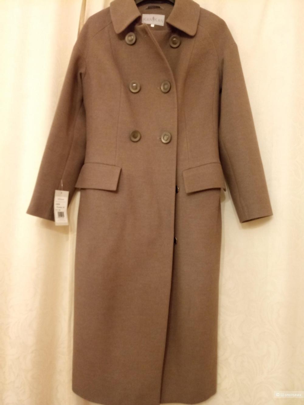 Пальто  Кан-Кан,  44 размер .