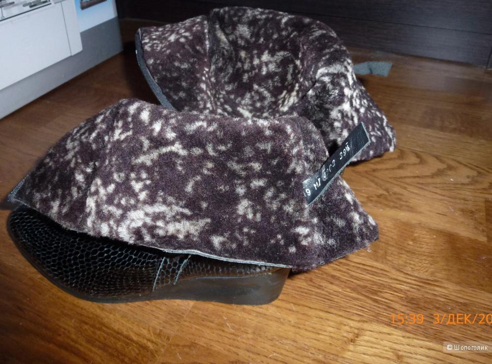 Зимние сапоги ARCUS, размер 39,5