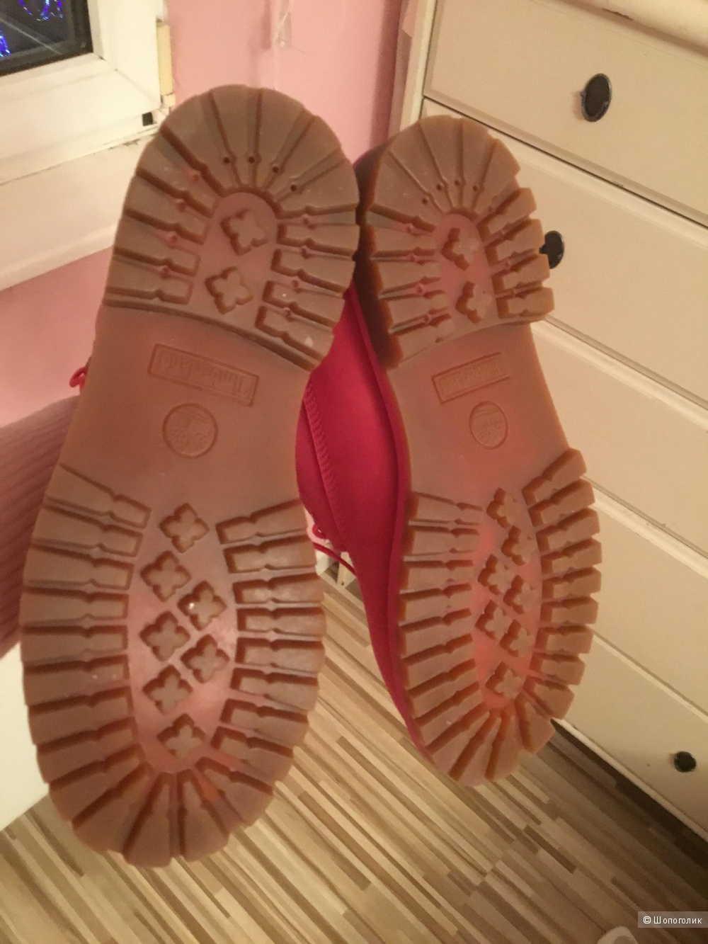 Ботинки Timberland, размер 39-39,5