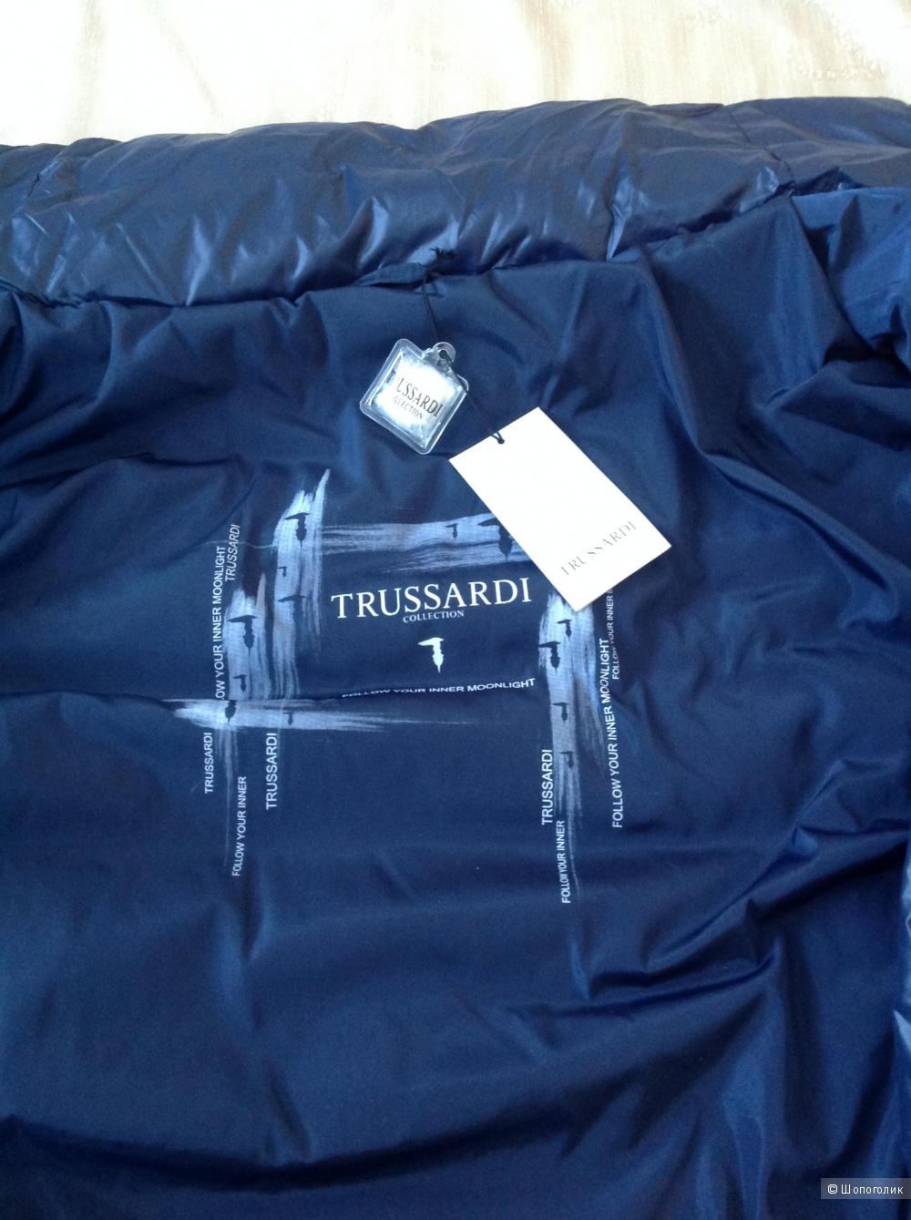 Пуховик Trussardi, XL, на 48-50