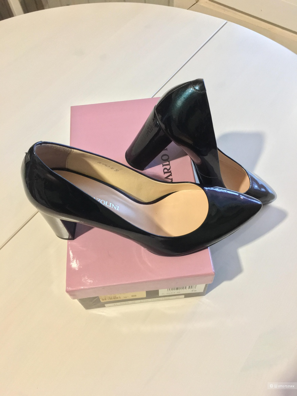 Туфли Carlo Pazolini, 39 размер