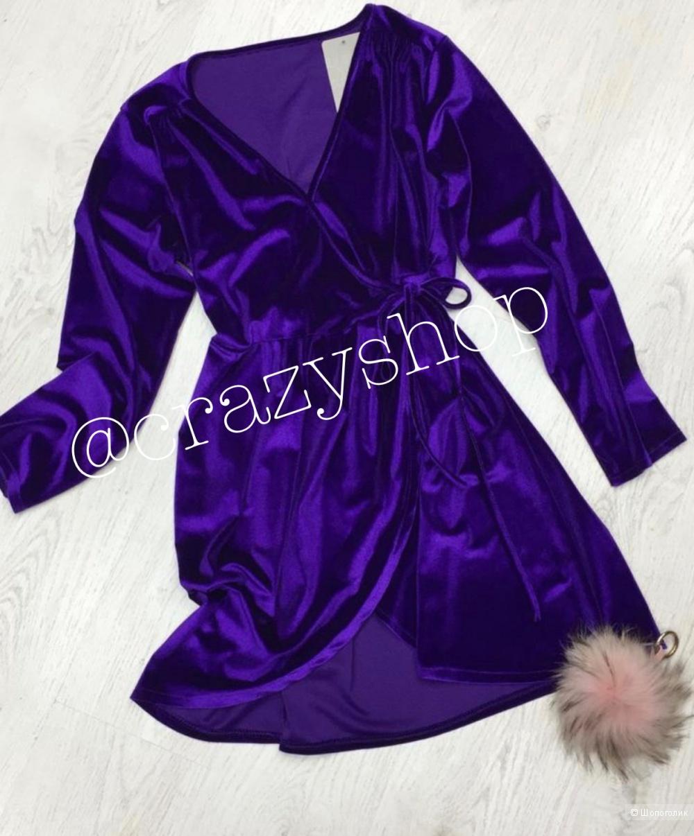 Платье VELOUR, 42-46