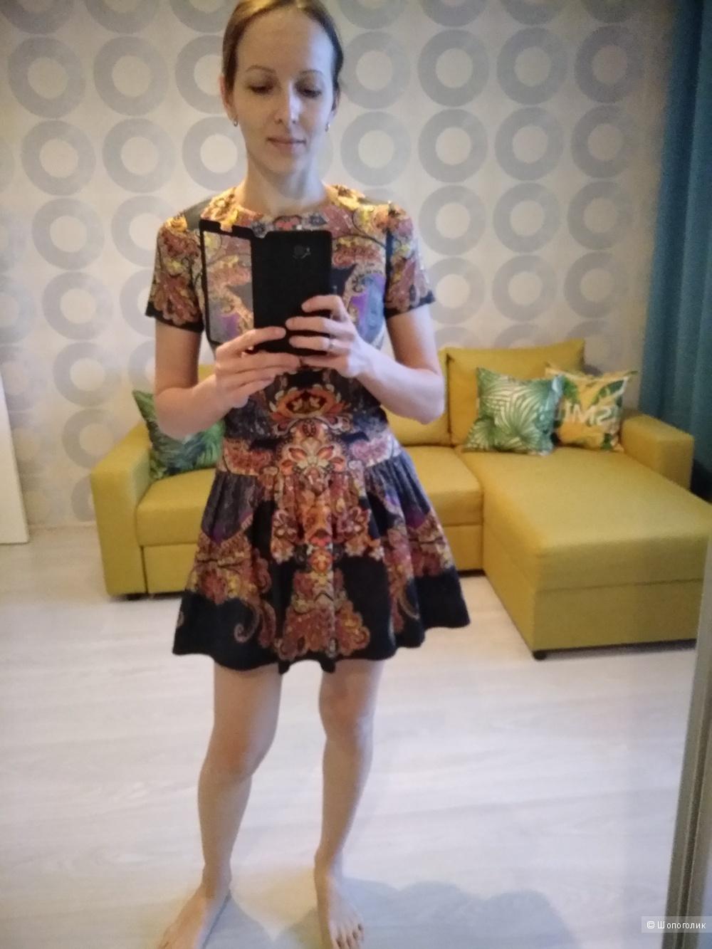 Платье нарядное AngeloNero размер S