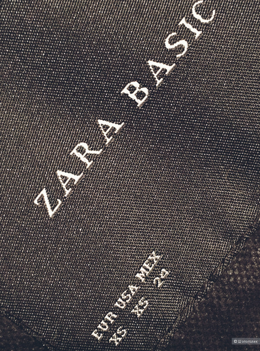 Пуховик Zara. Размер XS.