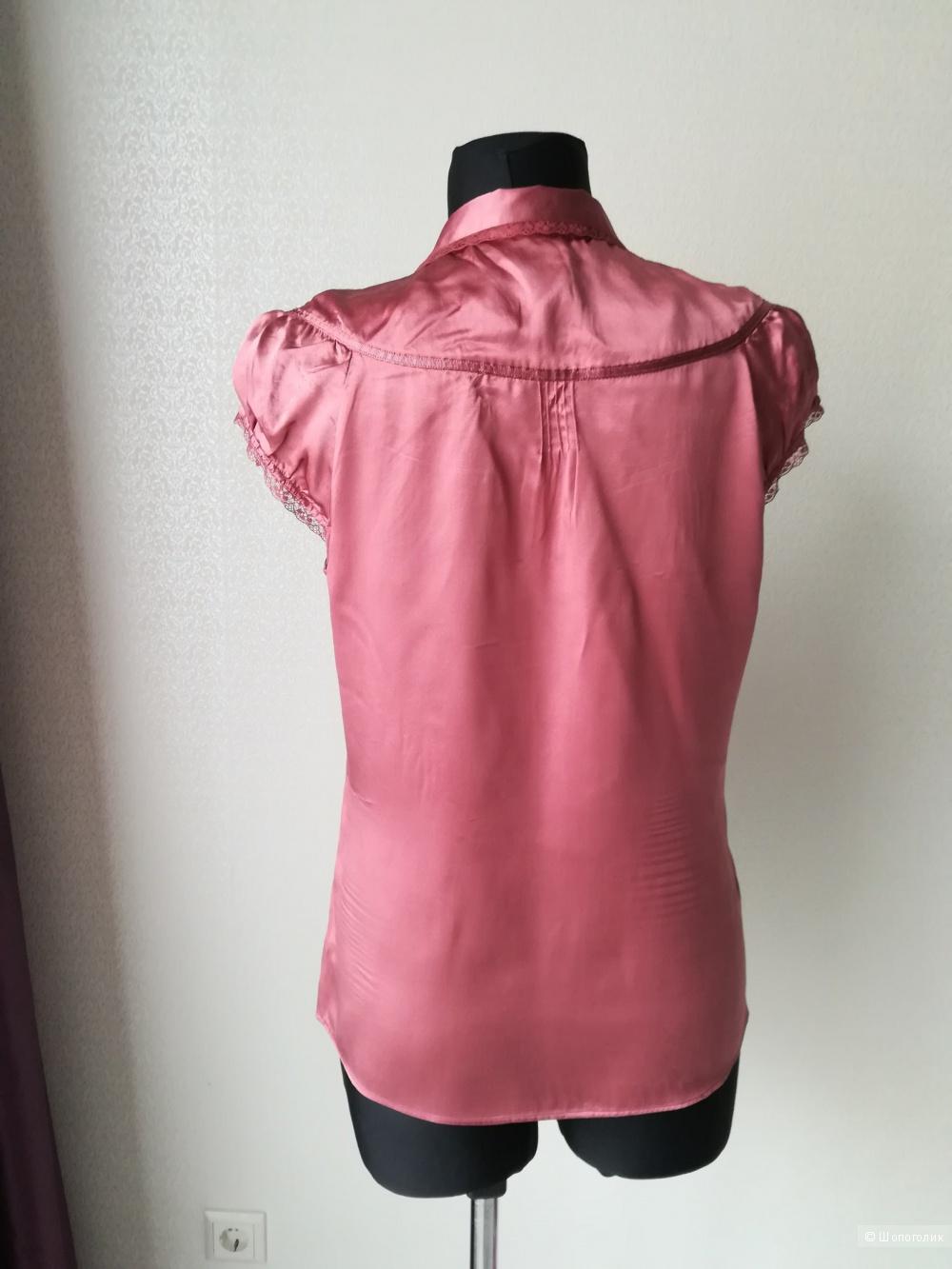 Блузка massimo dutti, размер 42-44