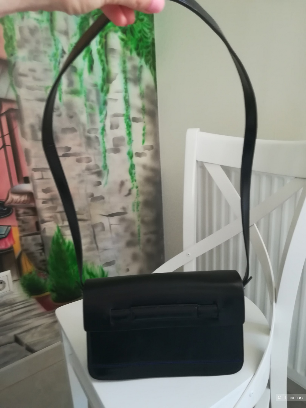 Сумка Zara, размер 28х20