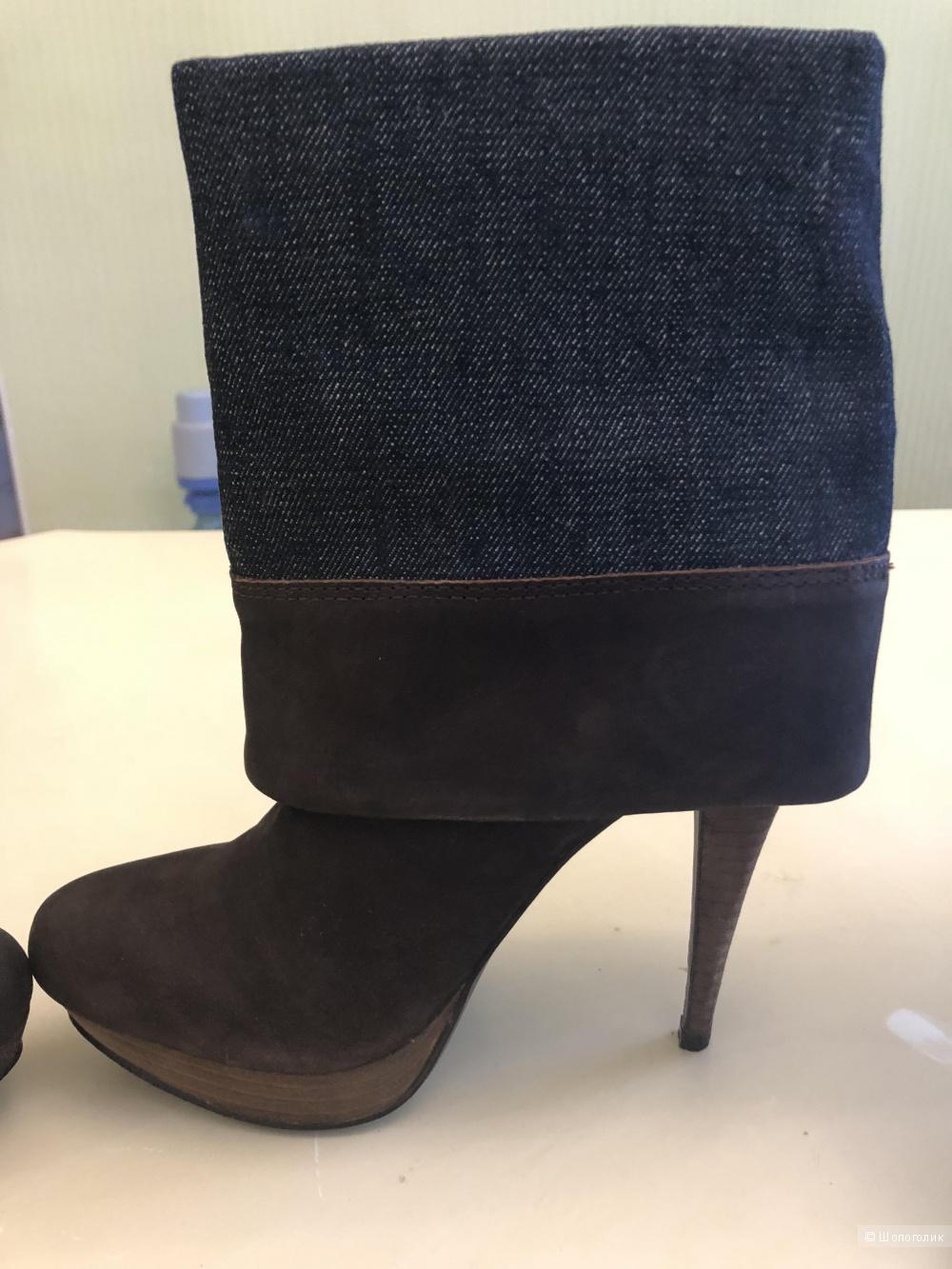 Ботильоны Calvin Klein Jeans 38 р US 7.5