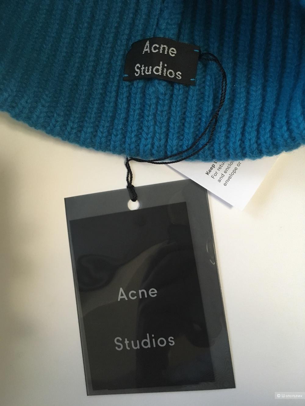Шапка Acne Studios, one size