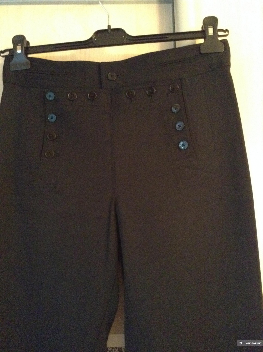 Шерстяные брюки Polo Ralph Lauren, 10 USA (48 Росс.)