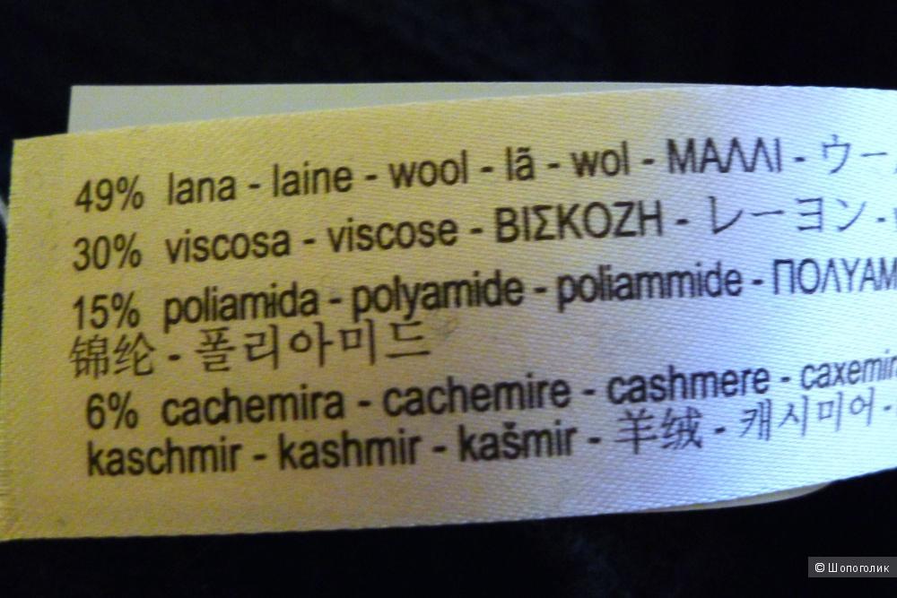 Джемпер водолазка MASSIMO DUTTI размер ХS