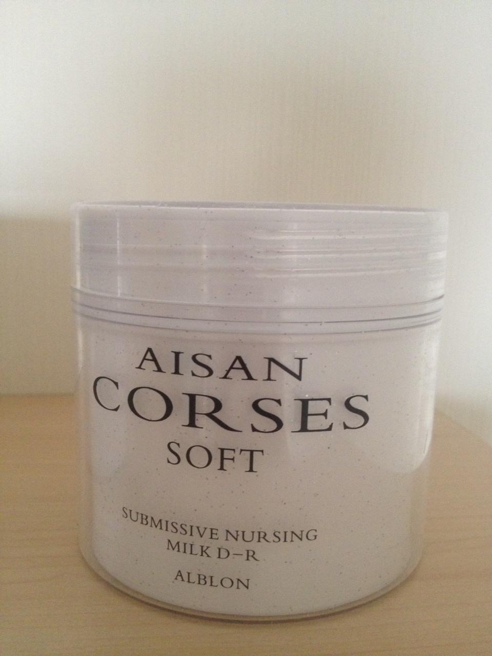 Маска для волос AISAN CORSES SOFT, 500 ml