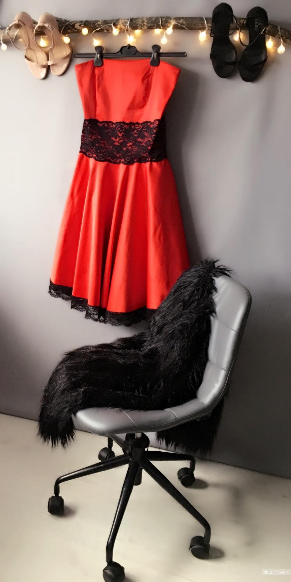 Вечернее платье. Размер М