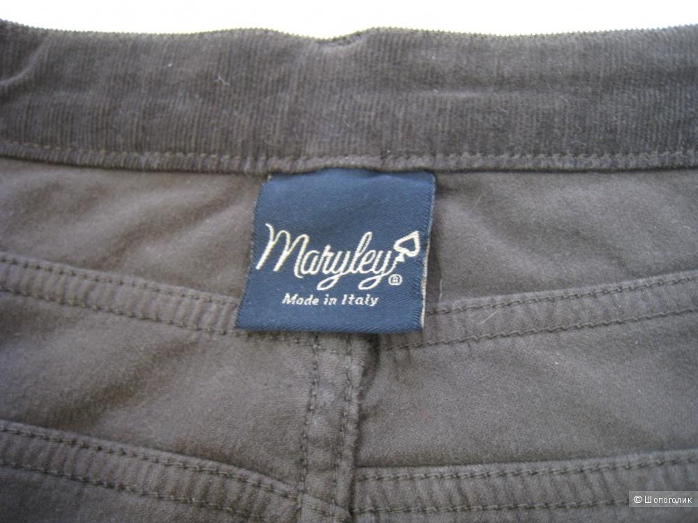 Брюки женские микровельвет Maryley, XL/48It