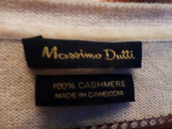 Свитер Massimo Dutti размер L