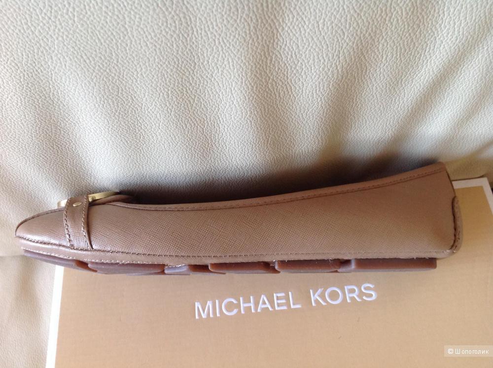 Мокасины Michael kors, размер 9, на 39-40