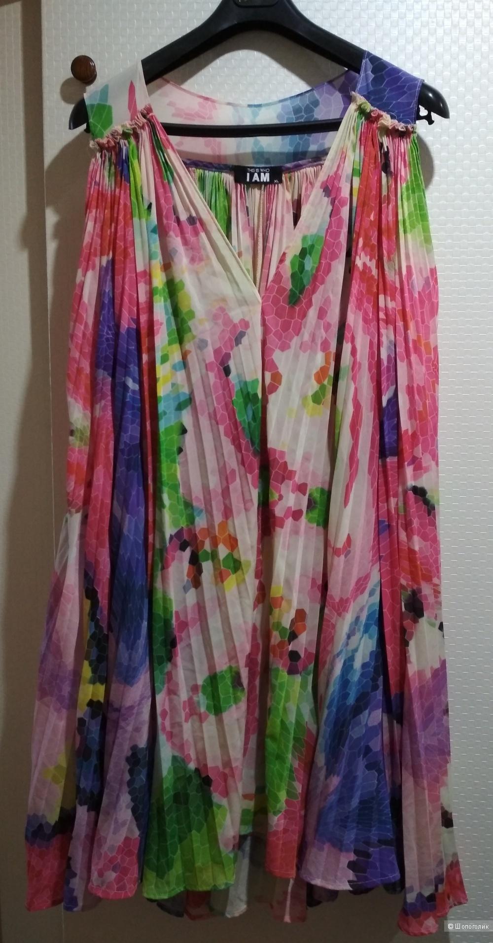 Платье who I am Размер xl