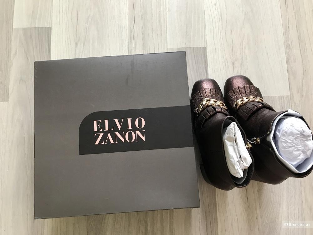 Сапоги Elvio Zanon, 39 размер