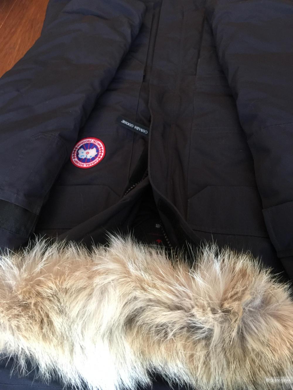 Пуховик Canada Goose Expedition parka  размер XXL