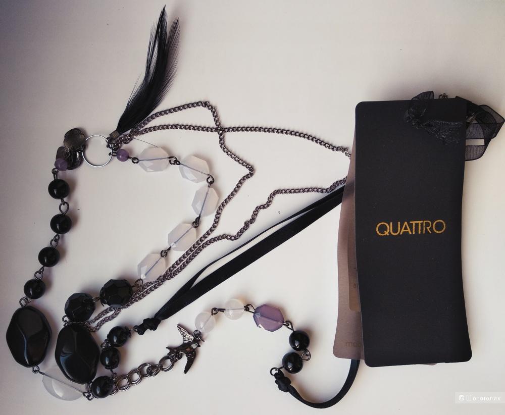 Колье Quatro