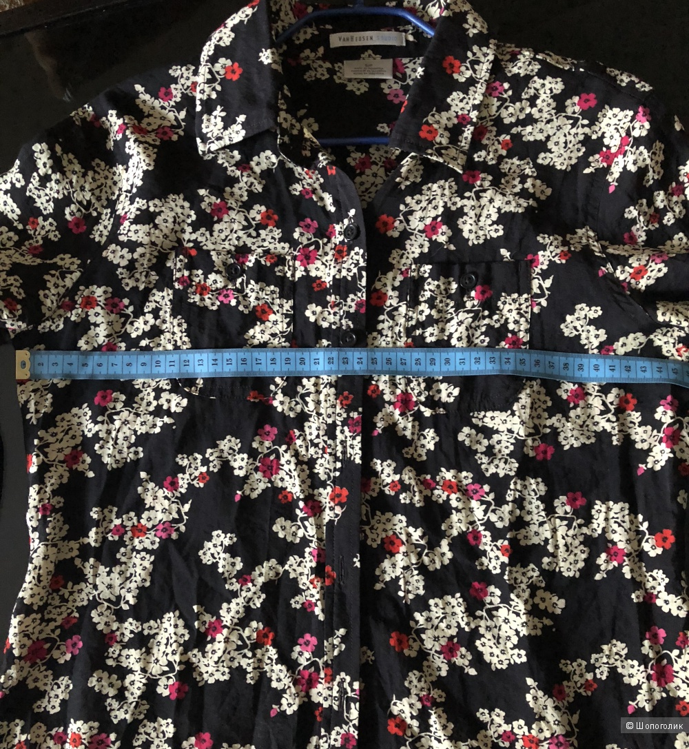 Рубашка Van Heusen studio размер S-M