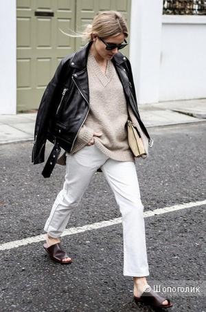 Белые джинсы PINKO,  размер 28/29/30