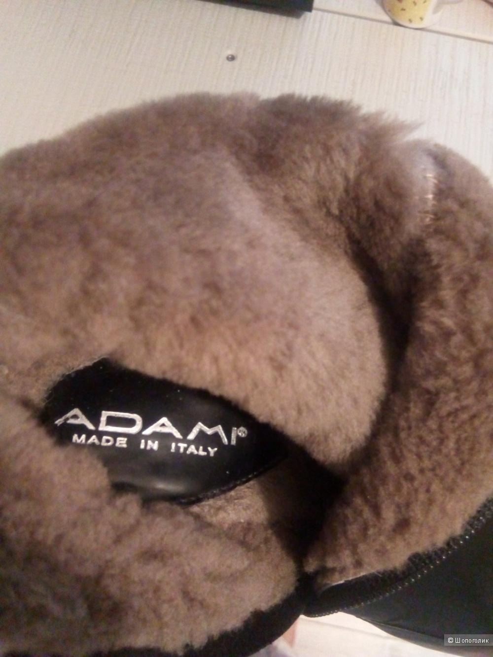 Зимние сапоги adami, размер 36