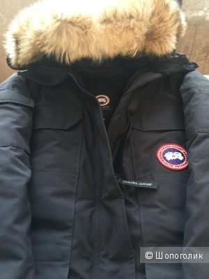 Пуховик Canada Goose Expedition parka  размер XXL
