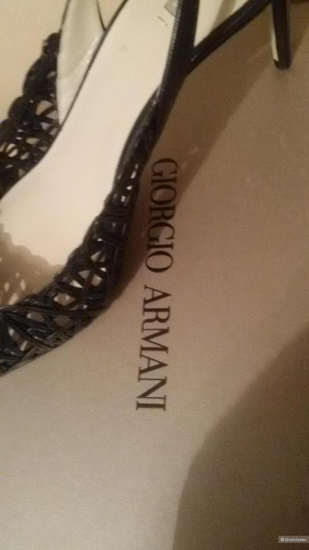 Туфли - босоножки Giorgio Armani 41евр.