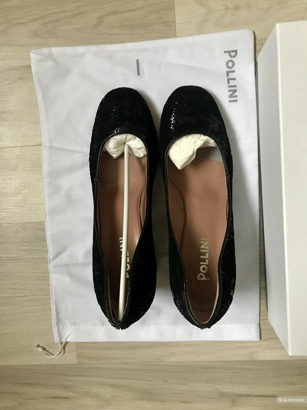 Туфли Pollini, 39 размер