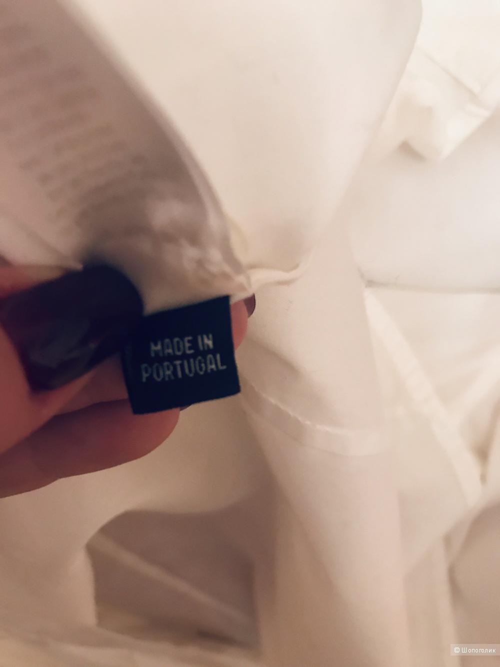 Рубашка белая Paul Smith М (IT 44, на рус. 44 -46)