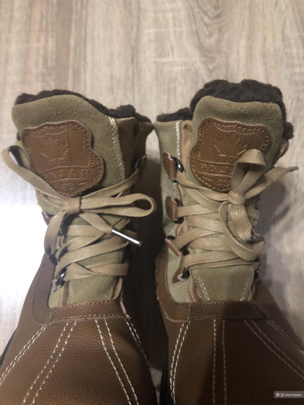 Зимние ботинки Pajar. Размер 39.
