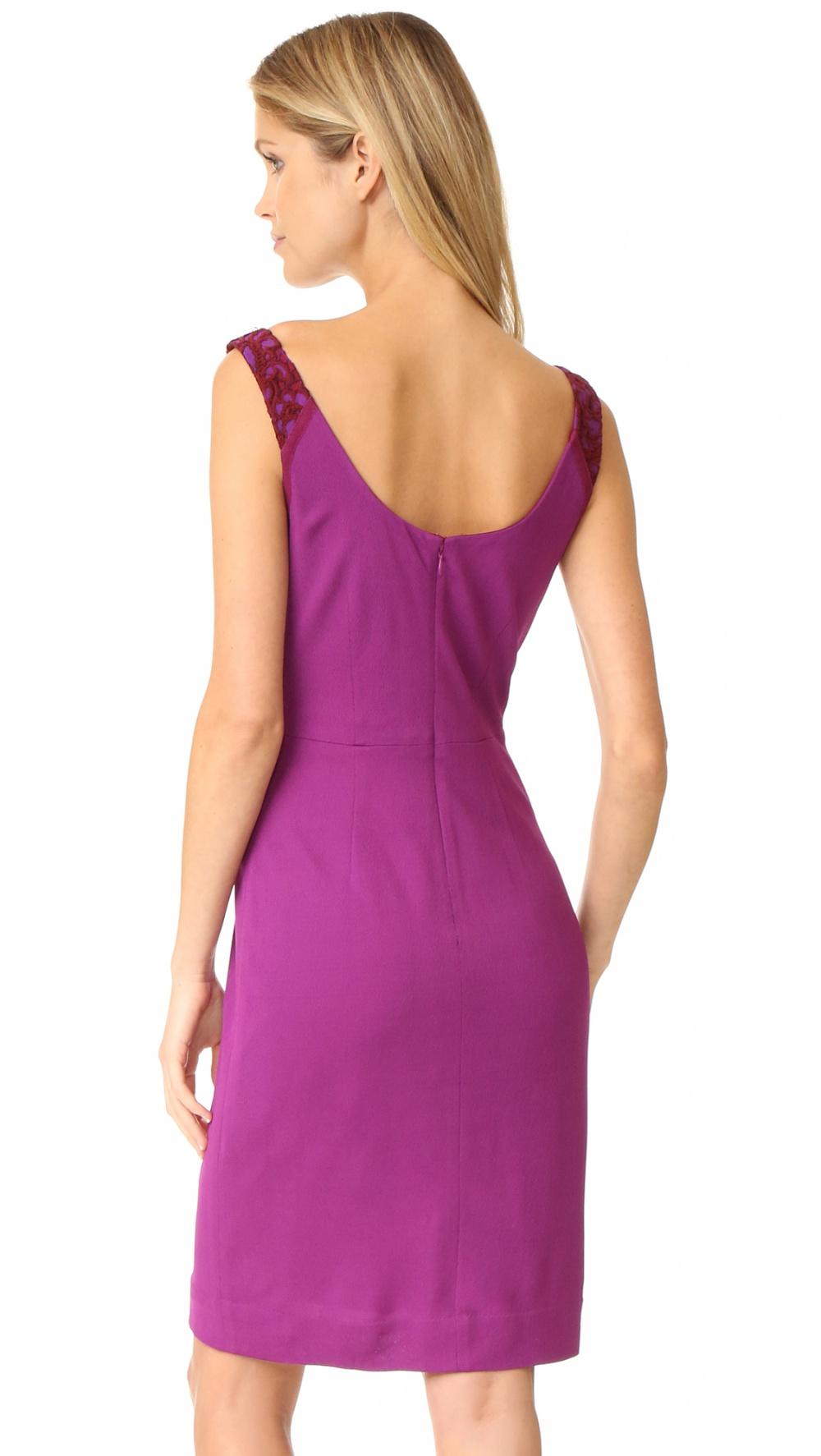 Платье Diane von Furstenberg. р.46