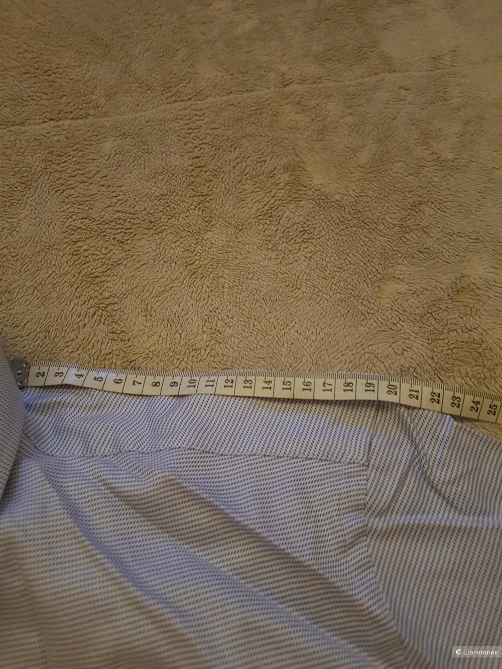 Рубашка мужская, Luca d'altieri, размер 43