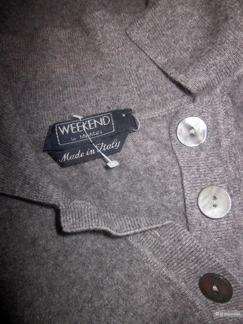 MaxMara Weekend кофта шерсть 44/46 размер