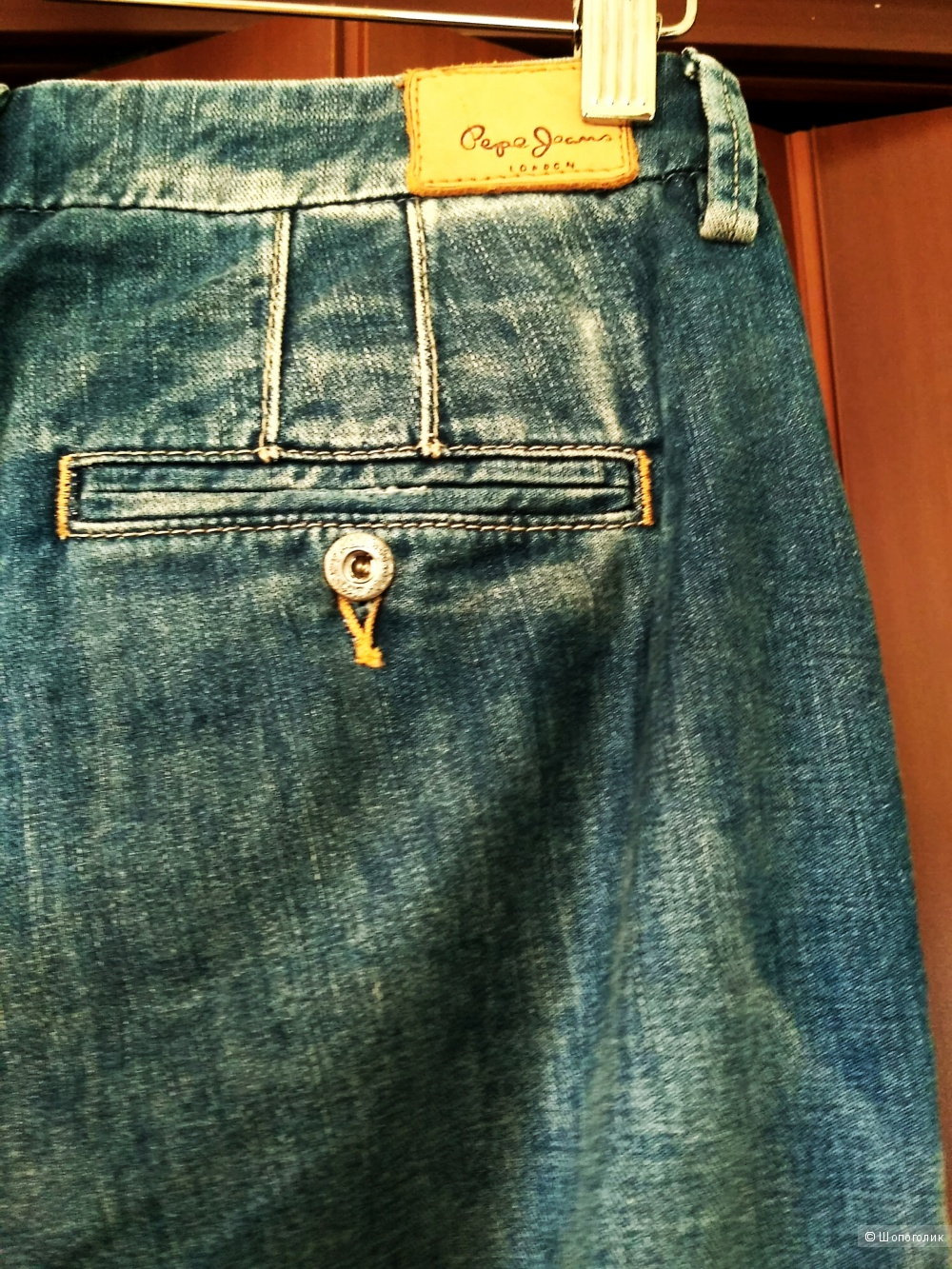 Pepe jeans джинсы 26 размер
