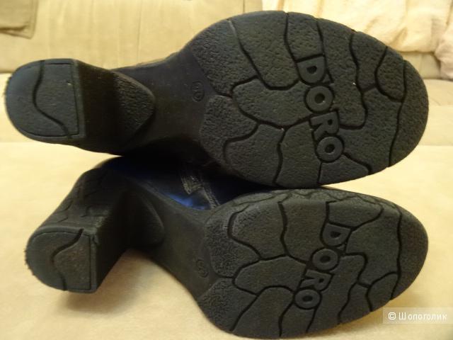 Сапоги D'oro, размер 39