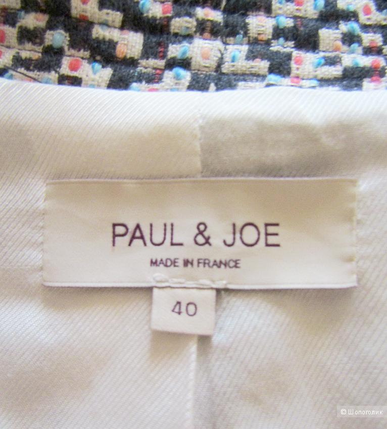Полупальто Paul & Joe размер 46/48