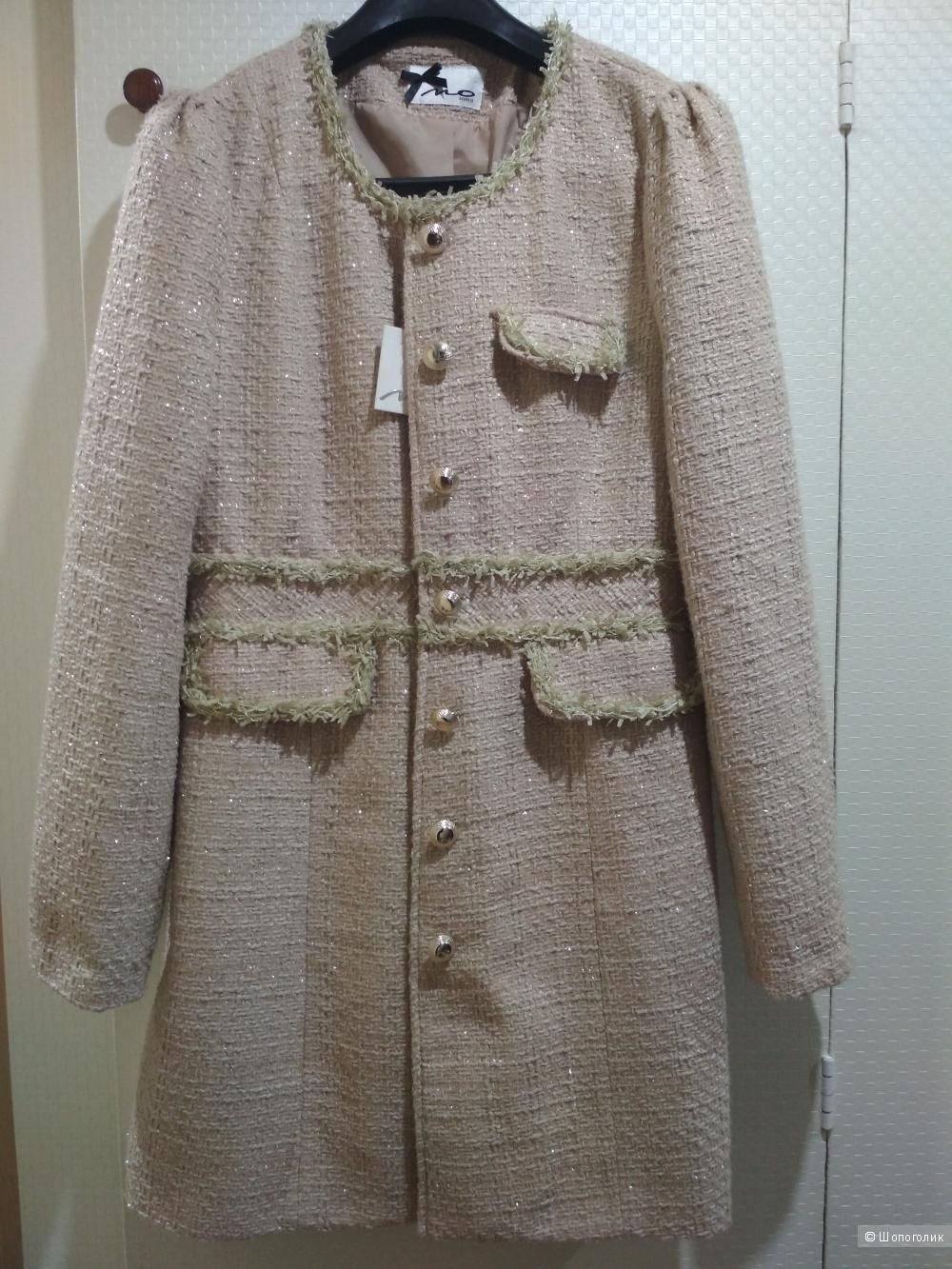 Пальто no secrets размер 48