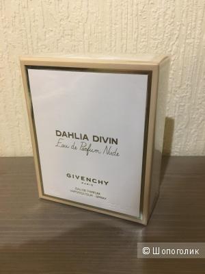 Парфюм Givenchy Dahlia Divin Eau de Parfum Nude, 75мл