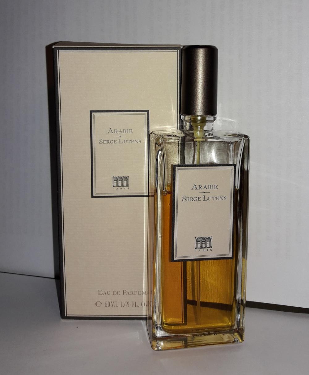 Парфюмированная вода Arabie (Serge Lutens) 37/50 мл