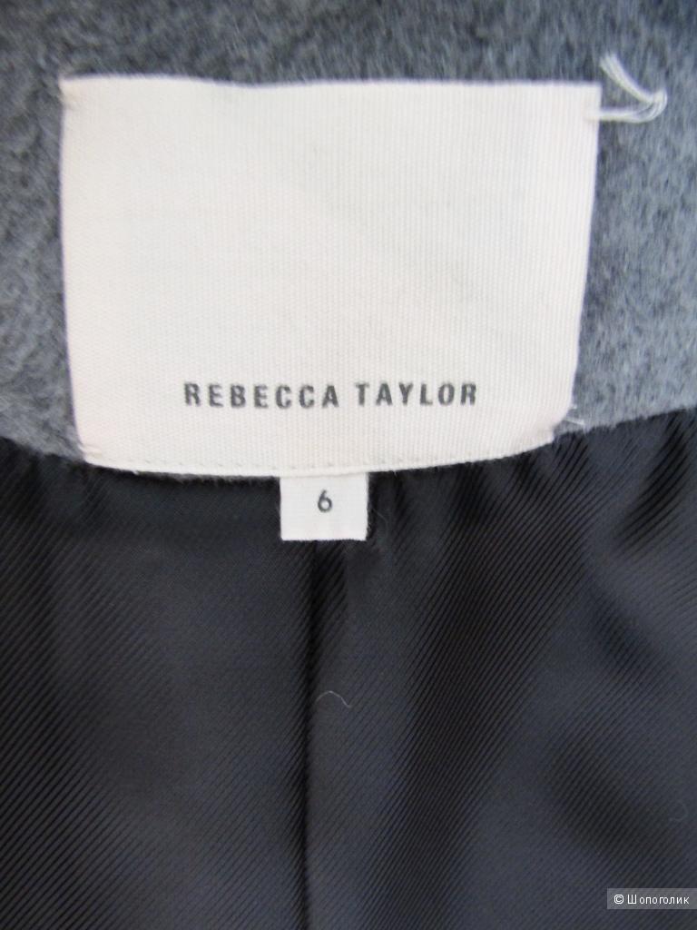 Укороченное полупальто Rebecca Taylor размер 46
