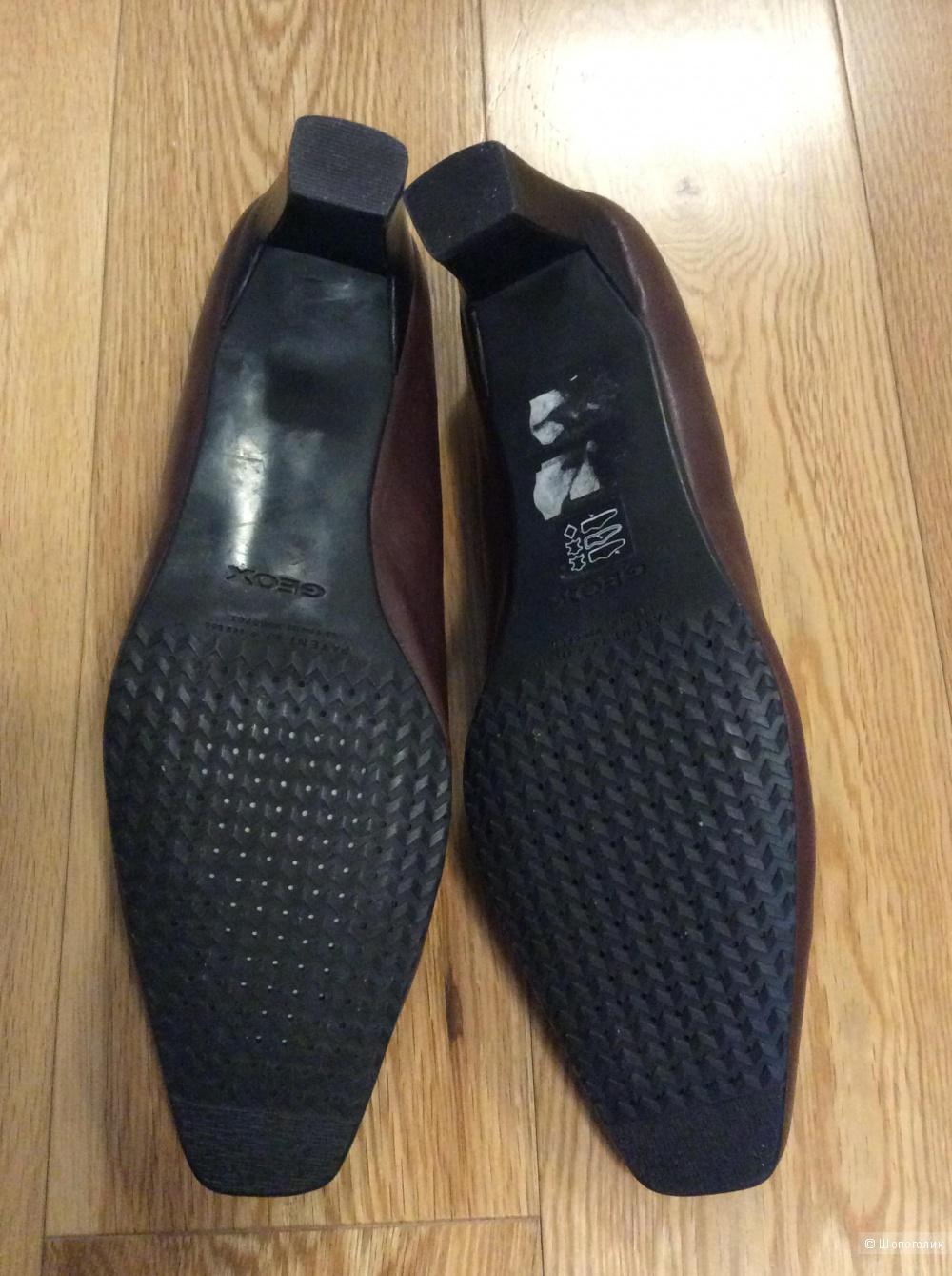 Туфли GEOX р.39-39,5