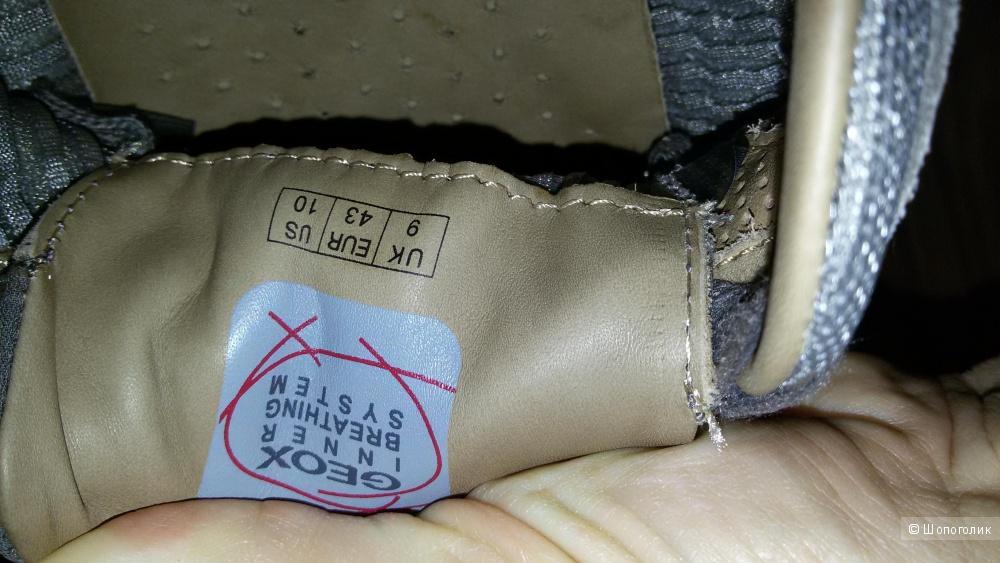 Мужские кроссовки Geox р. 43 (28,5 см)