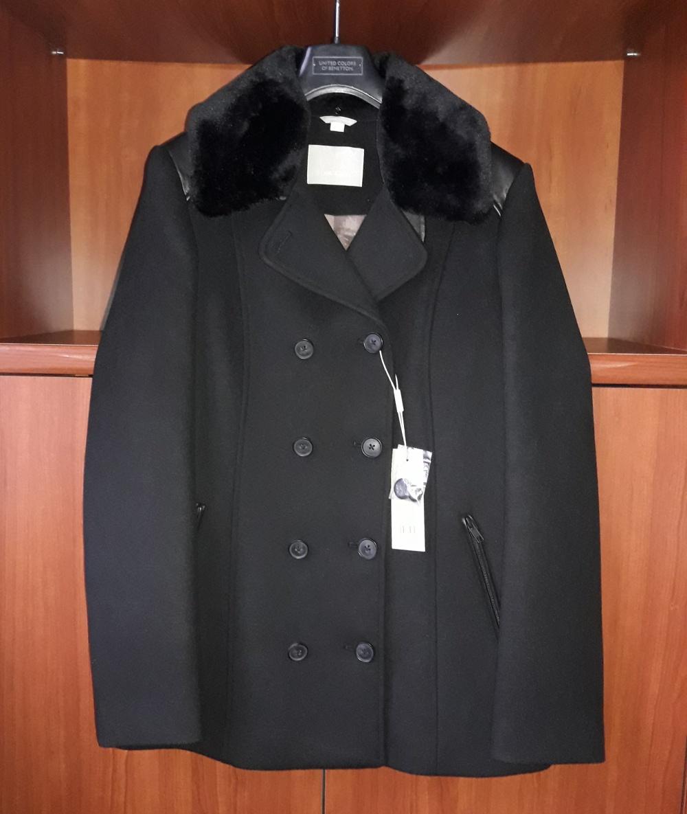 Пальто-бушлат SOIA & KYO, размер S/М