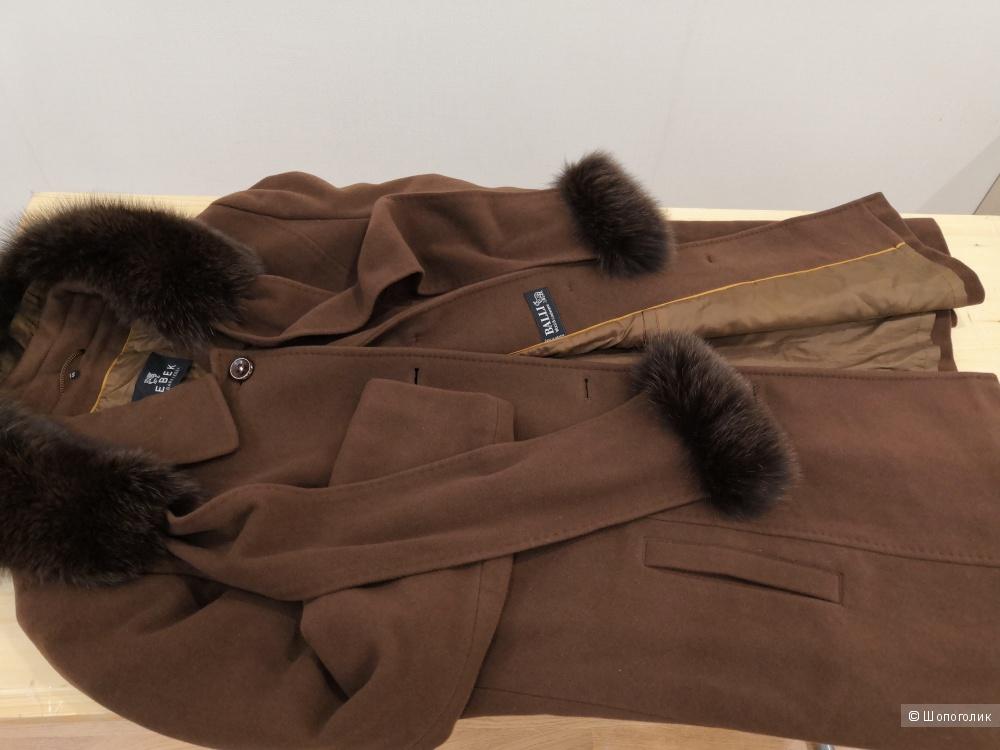 Пальто Lebek размер 54 56 58.